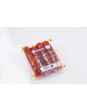 Chorizo picante extra pack  4 uds 240 gr.