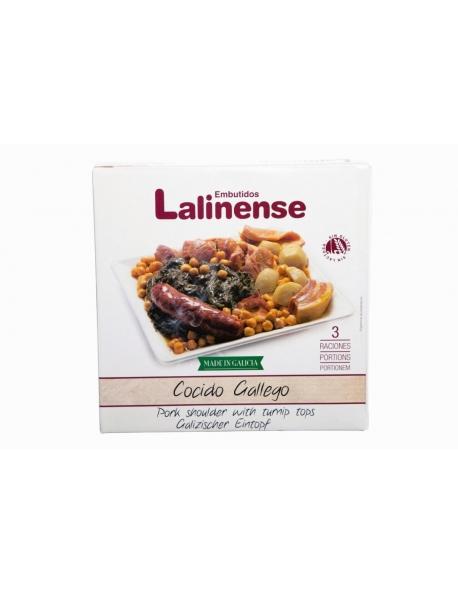 Cocido Gallego embutidos lalinense