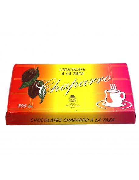 Chocolate a la taza Chaparro