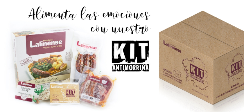 Kit Anti Morriña